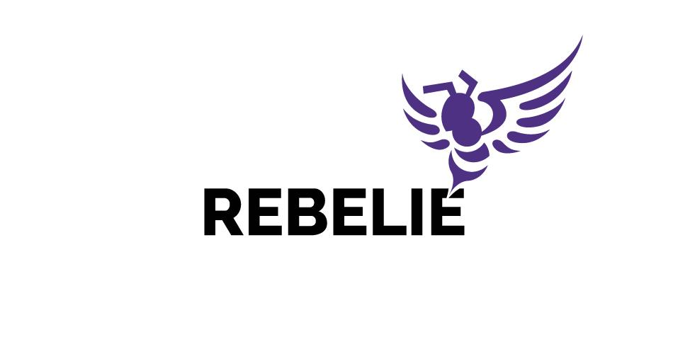 IDENTIDAD VISUAL / CLIENTE: REBELIÉ